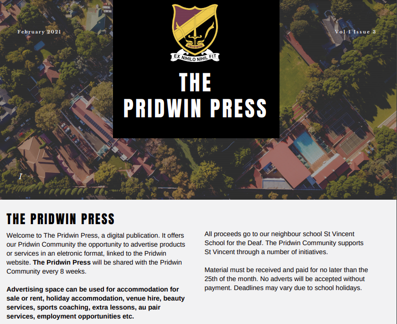 Pridwin Press